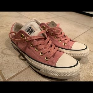 Pink Converse All Stars Womens Size 7